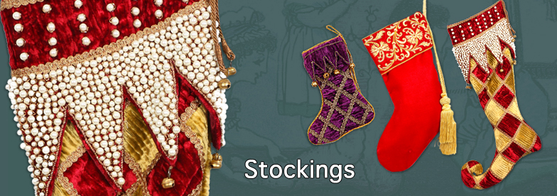 Designs from around the world - Stockings
