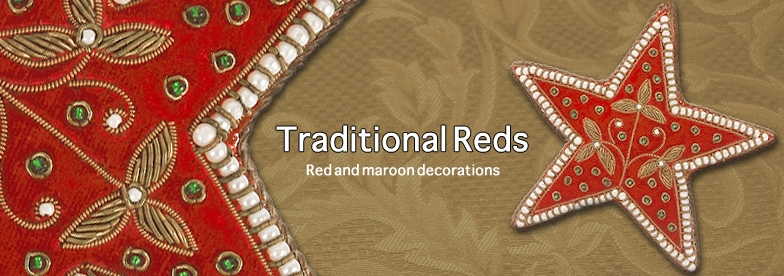 Designs from around the world - Red