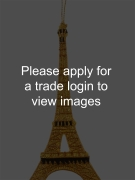 Gold Eiffel Tower Places