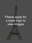 Silver Eiffel Tower DS Places