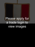French Tricolore Flag SS Places