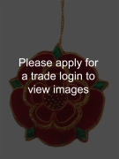 All Red Tudor Rose DS FLAGS AND EMBLEMS